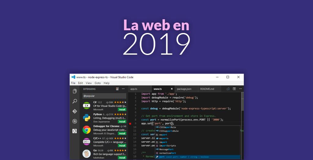 Como diseñar para la web en 2019